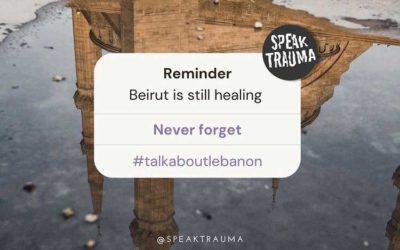 Reminder: Lebanon